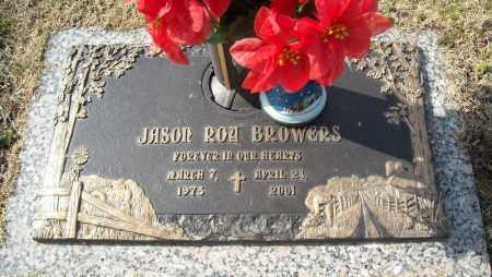 BROWERS, JASON ROY - Faulkner County, Arkansas | JASON ROY BROWERS - Arkansas Gravestone Photos