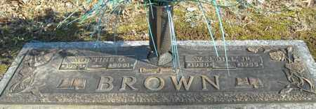BROWN, JR., W.N. BILL - Faulkner County, Arkansas | W.N. BILL BROWN, JR. - Arkansas Gravestone Photos