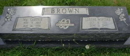 BROWN, LORENE - Faulkner County, Arkansas | LORENE BROWN - Arkansas Gravestone Photos