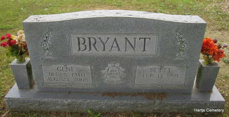 BRYANT, GENE - Faulkner County, Arkansas | GENE BRYANT - Arkansas Gravestone Photos