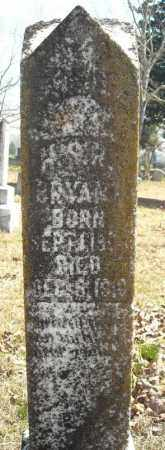 BRYANT, H.S.R. - Faulkner County, Arkansas | H.S.R. BRYANT - Arkansas Gravestone Photos