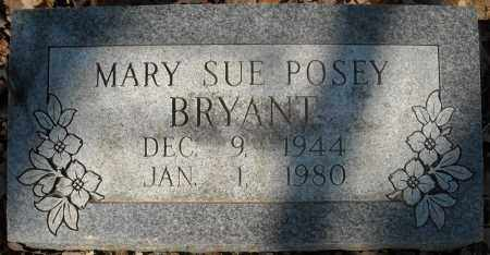 BRYANT, MARY SUE - Faulkner County, Arkansas | MARY SUE BRYANT - Arkansas Gravestone Photos