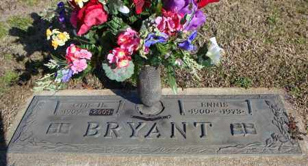 BRYANT, OTIS H. - Faulkner County, Arkansas | OTIS H. BRYANT - Arkansas Gravestone Photos