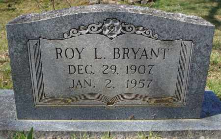 BRYANT, ROY L. - Faulkner County, Arkansas | ROY L. BRYANT - Arkansas Gravestone Photos