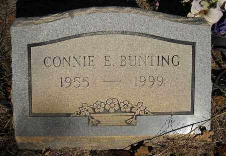 BUNTING, CONNIE E. - Faulkner County, Arkansas | CONNIE E. BUNTING - Arkansas Gravestone Photos