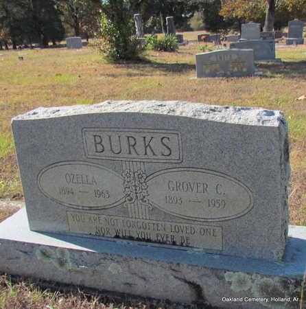 BURKS, GROVER C. - Faulkner County, Arkansas | GROVER C. BURKS - Arkansas Gravestone Photos