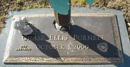 BURNETT, CHASE ELLIS - Faulkner County, Arkansas | CHASE ELLIS BURNETT - Arkansas Gravestone Photos