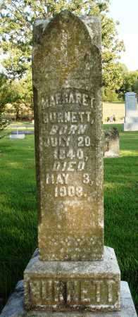 BURNETT, MARGARET - Faulkner County, Arkansas | MARGARET BURNETT - Arkansas Gravestone Photos