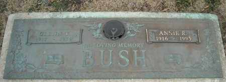 BUSH, GLENN T. - Faulkner County, Arkansas | GLENN T. BUSH - Arkansas Gravestone Photos