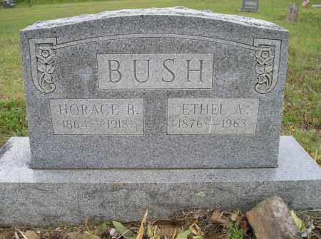 BUSH, ETHEL A. - Faulkner County, Arkansas | ETHEL A. BUSH - Arkansas Gravestone Photos