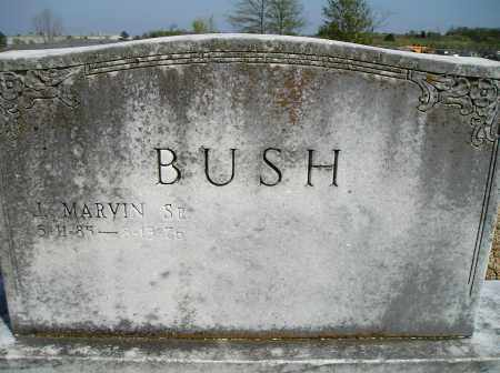 BUSH, SR., J. MARVIN - Faulkner County, Arkansas | J. MARVIN BUSH, SR. - Arkansas Gravestone Photos