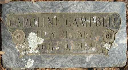 CAMPBELL, CAROLINE - Faulkner County, Arkansas | CAROLINE CAMPBELL - Arkansas Gravestone Photos