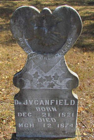 CANFIELD, DR., J.V. - Faulkner County, Arkansas | J.V. CANFIELD, DR. - Arkansas Gravestone Photos