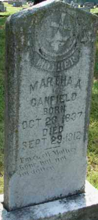CANFIELD, MARTHA A. - Faulkner County, Arkansas | MARTHA A. CANFIELD - Arkansas Gravestone Photos