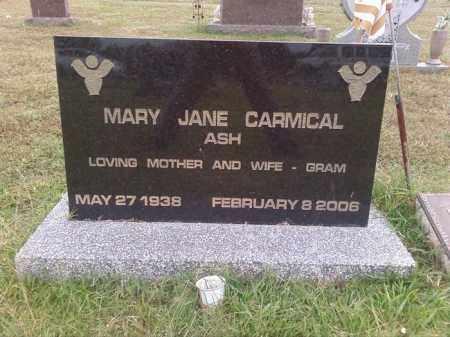 CARMICAL, MARY JANE - Faulkner County, Arkansas | MARY JANE CARMICAL - Arkansas Gravestone Photos
