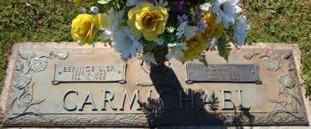 CARMICHAEL, DORA V. - Faulkner County, Arkansas | DORA V. CARMICHAEL - Arkansas Gravestone Photos