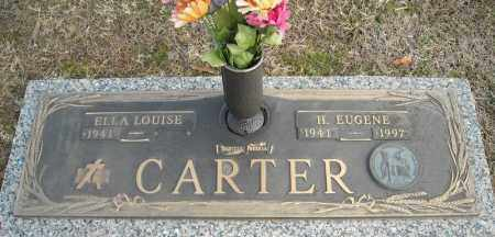 CARTER, H. EUGENE - Faulkner County, Arkansas | H. EUGENE CARTER - Arkansas Gravestone Photos