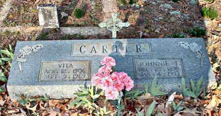 CARTER, JOHNNIE T. - Faulkner County, Arkansas | JOHNNIE T. CARTER - Arkansas Gravestone Photos