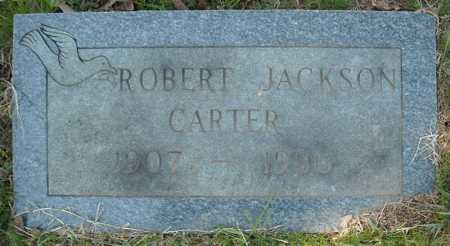 CARTER, ROBERT JACKSON - Faulkner County, Arkansas | ROBERT JACKSON CARTER - Arkansas Gravestone Photos