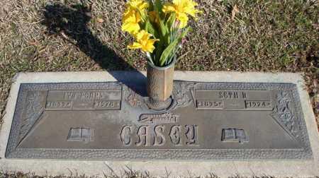 CASEY, IVY PEARL - Faulkner County, Arkansas | IVY PEARL CASEY - Arkansas Gravestone Photos