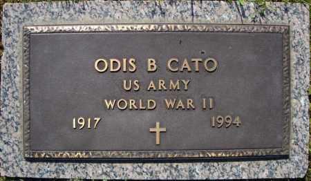 CATO (VETERAN WWII), ODIS B - Faulkner County, Arkansas | ODIS B CATO (VETERAN WWII) - Arkansas Gravestone Photos
