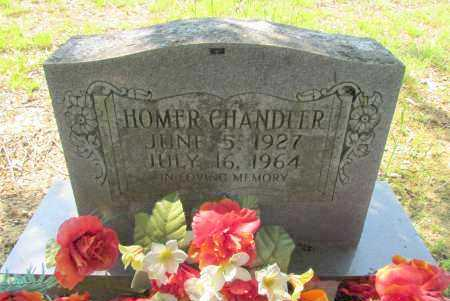 CHANDLER, HOMER - Faulkner County, Arkansas | HOMER CHANDLER - Arkansas Gravestone Photos