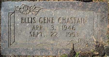 CHASTAIN, ELLIS GENE - Faulkner County, Arkansas | ELLIS GENE CHASTAIN - Arkansas Gravestone Photos