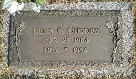 CHENEY, LENA C. - Faulkner County, Arkansas | LENA C. CHENEY - Arkansas Gravestone Photos