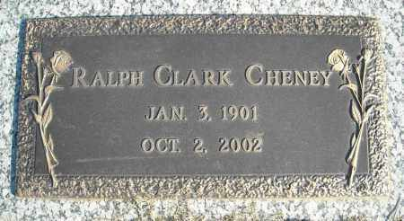 CHENEY, RALPH CLARK - Faulkner County, Arkansas | RALPH CLARK CHENEY - Arkansas Gravestone Photos