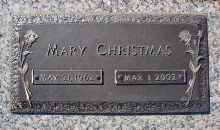 CHRISTMAS, MARY - Faulkner County, Arkansas | MARY CHRISTMAS - Arkansas Gravestone Photos