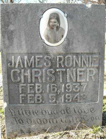 CHRISTNER, JAMES RONNIE - Faulkner County, Arkansas | JAMES RONNIE CHRISTNER - Arkansas Gravestone Photos