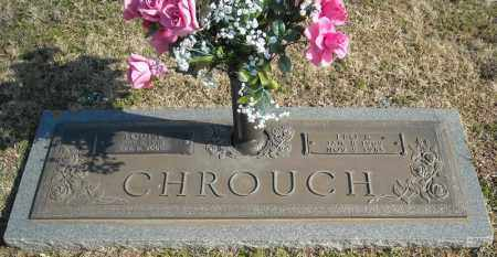 CHROUCH, LOUISE - Faulkner County, Arkansas | LOUISE CHROUCH - Arkansas Gravestone Photos