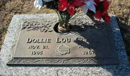 CLARK, DOLLIE LOU - Faulkner County, Arkansas | DOLLIE LOU CLARK - Arkansas Gravestone Photos