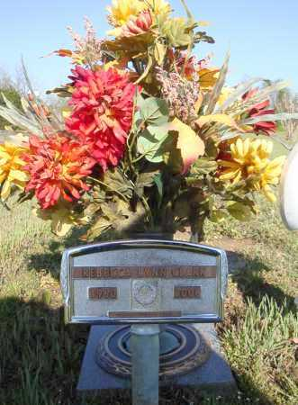 CLARK, REBECCA LYNN - Faulkner County, Arkansas | REBECCA LYNN CLARK - Arkansas Gravestone Photos