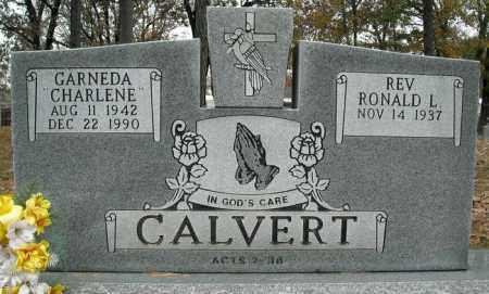CLAVERT, GARDENA CHARLENE - Faulkner County, Arkansas | GARDENA CHARLENE CLAVERT - Arkansas Gravestone Photos