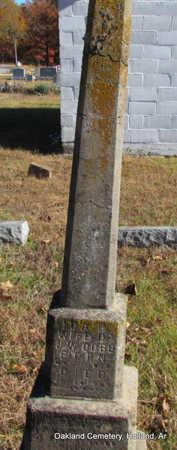 COBB, IDA FLORENCE - Faulkner County, Arkansas   IDA FLORENCE COBB - Arkansas Gravestone Photos