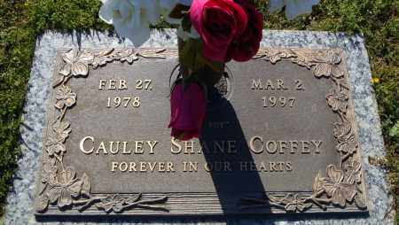 COFFEY, CAULEY SHANE - Faulkner County, Arkansas | CAULEY SHANE COFFEY - Arkansas Gravestone Photos