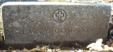 COMPTON (VETERAN), LARRY - Faulkner County, Arkansas   LARRY COMPTON (VETERAN) - Arkansas Gravestone Photos