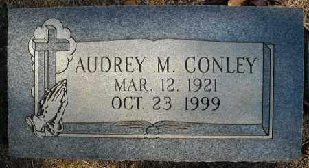CONLEY, AUDREY M. - Faulkner County, Arkansas | AUDREY M. CONLEY - Arkansas Gravestone Photos