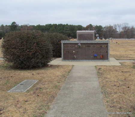 *CRESTLAWN MINI-COLUMBARIUM,  - Faulkner County, Arkansas |  *CRESTLAWN MINI-COLUMBARIUM - Arkansas Gravestone Photos