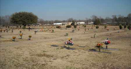 *CRESTLAWN OVERVIEW #2,  - Faulkner County, Arkansas |  *CRESTLAWN OVERVIEW #2 - Arkansas Gravestone Photos