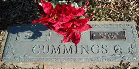 CUMMINGS, CLARA E. - Faulkner County, Arkansas | CLARA E. CUMMINGS - Arkansas Gravestone Photos