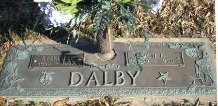 DALBY, STERLING - Faulkner County, Arkansas | STERLING DALBY - Arkansas Gravestone Photos