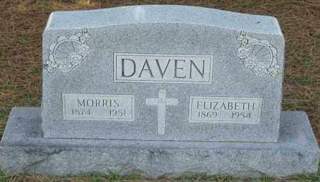 DAVEN, MORRIS - Faulkner County, Arkansas | MORRIS DAVEN - Arkansas Gravestone Photos