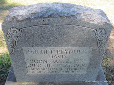 DAVIS, HARRIET - Faulkner County, Arkansas | HARRIET DAVIS - Arkansas Gravestone Photos
