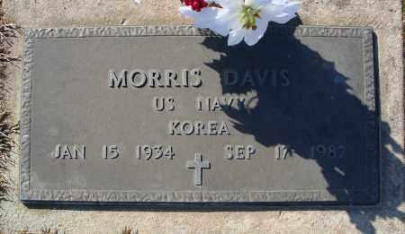 DAVIS (VETERAN KOR), MORRIS - Faulkner County, Arkansas | MORRIS DAVIS (VETERAN KOR) - Arkansas Gravestone Photos