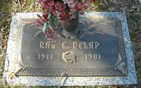 DELAP, RAY E. - Faulkner County, Arkansas | RAY E. DELAP - Arkansas Gravestone Photos