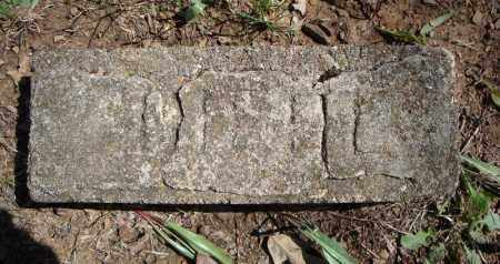 DIEHL, UNKNOWN 1 - Faulkner County, Arkansas | UNKNOWN 1 DIEHL - Arkansas Gravestone Photos