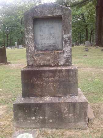 DIFFEE, MATTIE - Faulkner County, Arkansas | MATTIE DIFFEE - Arkansas Gravestone Photos