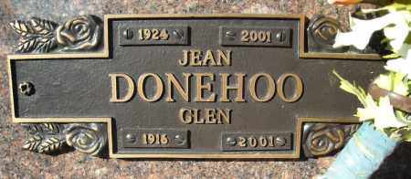 DONEHOO, GLEN - Faulkner County, Arkansas | GLEN DONEHOO - Arkansas Gravestone Photos